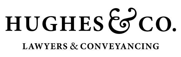 Hughes and Co Lawyers Conveyancing Logo
